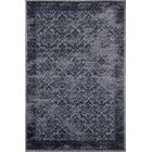Navy Area Rug Rug Size: Rectangle 5'3