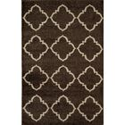 Brown Area Rug Rug Size: Rectangle 7'10