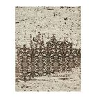 Hand Tufted Beige Area Rug Rug Size: Rectangle 5' x 8'