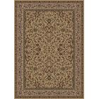 Persian Classics Brown Oriental Kashan Area Rug Rug Size: Rectangle 6'7