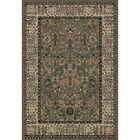 Persian Classics Oriental Vase Green Area Rug Rug Size: 7'10