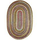 Handmade Bronze Indoor/Outdoor Area Rug Rug Size: Oval 10' x 13'