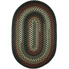 Handmade Indoor/Outdoor Area Rug Rug Size: Oval 3' x 5'