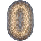 Handmade Indoor/Outdoor Area Rug Rug Size: Oval  10' x 13'