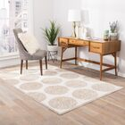 Gray Area Rug Rug Size: Rectangle 5' x 7'6