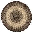 Handmade Indoor/Outdoor Area Rug Rug Size: Round 4'