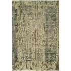 Dhuri Hand-Tufted Green/Brown Shadow Area Rug Rug Size: Rectangle 9'6