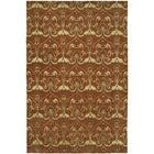 Dumraon Handmade Terra Cotta Area Rug Rug Size: Rectangle 9' x 12'