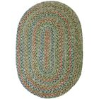 Rosera Green Indoor/Outdoor Area Rug Rug Size: Round 8'