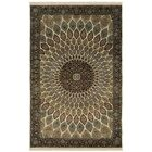 Una Hand-Knotted Area Rug Rug Size: Rectangle 9' x 12'