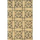 Calais Hand-Tufted Natural Area Rug Rug Size: Rectangle 9' x 12'