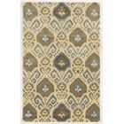 Wisconsin Hand-Tufted Ivory Area Rug Rug Size: Rectangle 9' x 12'