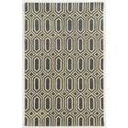 Holyhead Hand-Tufted Grey/Beige Area Rug Rug Size: Rectangle 8' x 10'