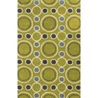Rosslare Hand-Tufted Gold Area Rug Rug Size: Rectangle 2' x 3'