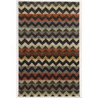 Amsterdam Hand-Tufted Area Rug Rug Size: Rectangle 5' x 8'