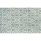 Newcastle Hand-Tufted Blue Area Rug Rug Size: 8' x 11'