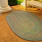 Ron Green Indoor/Outdoor Area Rug Rug Size: Round 8'