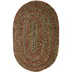 Tartaglia Brown Indoor/Outdoor Area Rug Rug Size: Oval 10' x 13'