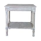 Jamestown End Table Color: Winter Melody