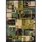 Bienville Beige/Blue Area Rug Rug Size: Rectangle 3'10