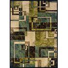 Bienville Beige/Blue Area Rug Rug Size: Rectangle 5' x 7'6