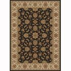 Weisgerber Brown Area Rug Rug Size: 7'9