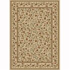 Weisgerber Ivory Area Rug Rug Size: Rectangle 9'10