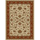 Weisgerber Ivory Area Rug Rug Size: Rectangle 7'9