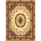 Gloucester Cream Area Rug Rug Size: Rectangle 9'10