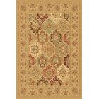 Gloucester Brown/Beige Area Rug Rug Size: Rectangle 3'11