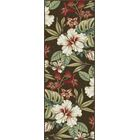 Murphy Brown Area Rug Rug Size: 2'3'' x 7'7''