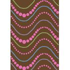 Alisa Wave Dots Kids Rug Rug Size: 5' x 7'