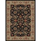 Ankara Sultanabad Black Rug Rug Size: Rectangle 9'3