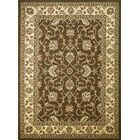 Chester Sultan Brown Rug Rug Size: Rectangle 5'3