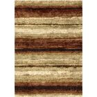 Antonia Red/Beige Area Rug Rug Size: Rectangle 5'3