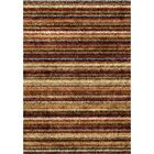 Kirkland Brown Area Rug Rug Size: 7'10