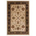 Clarkson Wheat/Brown Area Rug Rug Size: 7'10