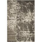Glennville Gray/Dark Gray Area Rug Rug Size: Rectangle 8'2
