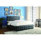 Richardson Upholstered Panel Bed Size: Queen