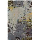 Wora Hand-Crafted Gray Area Rug Rug Size: Runner 2'5