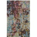 Wora Hand-Crafted Blue Area Rug Rug Size: Runner 2'5