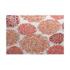 Neville Orange Indoor/Outdoor Area Rug Rug Size: Rectangle 3' x 5'