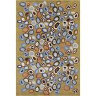 Millwood Hand Tufted Wool Area Rug Rug Size: 5' x 7'6