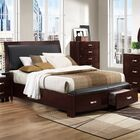 Rushmere Upholstered Storage Platform Bed Size: Queen