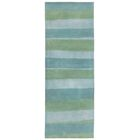 Mullican Hand-Tufted Wool Blue/Green Area Rug Rug Size: Rectangle 9' x 12'