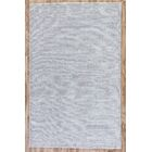 Melbourne Hand-Woven Gray Area Rug Rug Size: Rectangle 5' x 8'