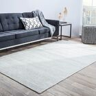 Malden Hand-Woven Light Beige Rug Rug Size: Rectangle 9' x 12'