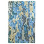 Virginis Blue Area Rug Rug Size: Rectangle 9'6