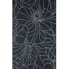 Gina Hand-Tufted Lapis/Gray Area Rug Rug Size: Rectangle 5' x 8'