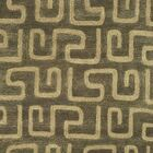 Chidi Brown/Gold Area Rug Rug Size: Runner 2'6